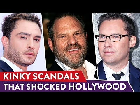 The Worst Scandals in Hollywood in Recent Years  ⭐OSSA