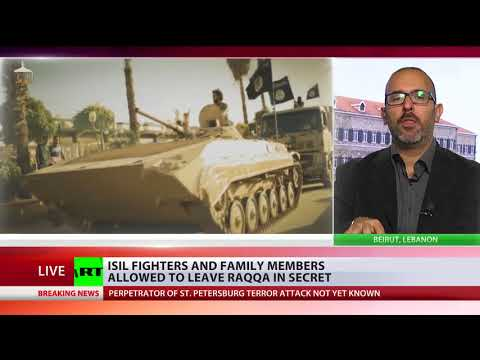 ISIS 2.0? US may regroup with former ISIS fighters – Middle East analyst