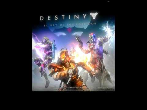 Destiny Video Reacción the taken king edicion lege
