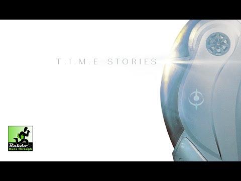 TIME Stories Gameplay Setup