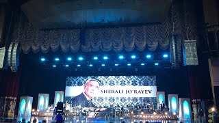 Sherali Jo'rayev, LIVE 2018