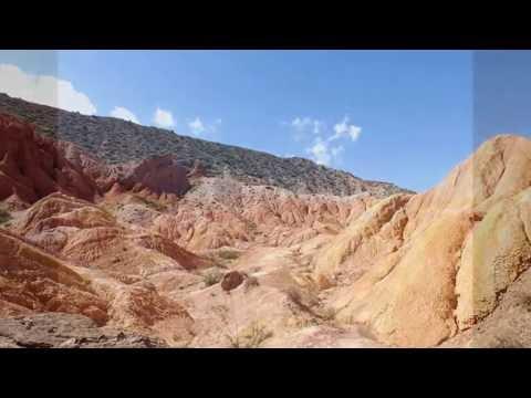 Kyrgyzstan 2016 - traveling along the coast Issyk Kul