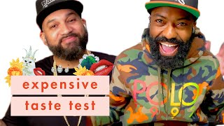 It's Desus VS Mero in the ULTIMATE Bodega Snack Taste Test! | Expensive Taste Test | Cosmopolitan