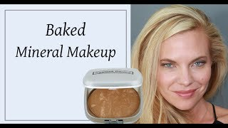 How to Apply Ageless Derma Baked Mineral Blush