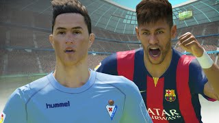 PES 2015 Become A Legend - The Clash With Neymar Ep.3