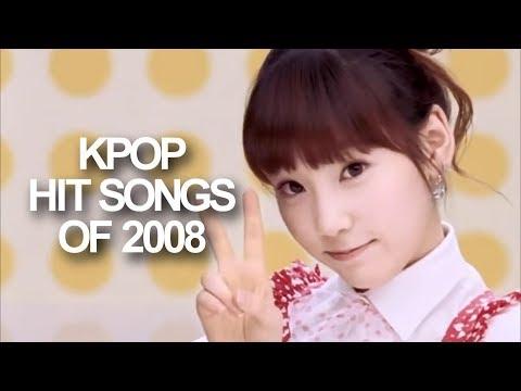 KPOP Throwback: Hit Songs of 2008