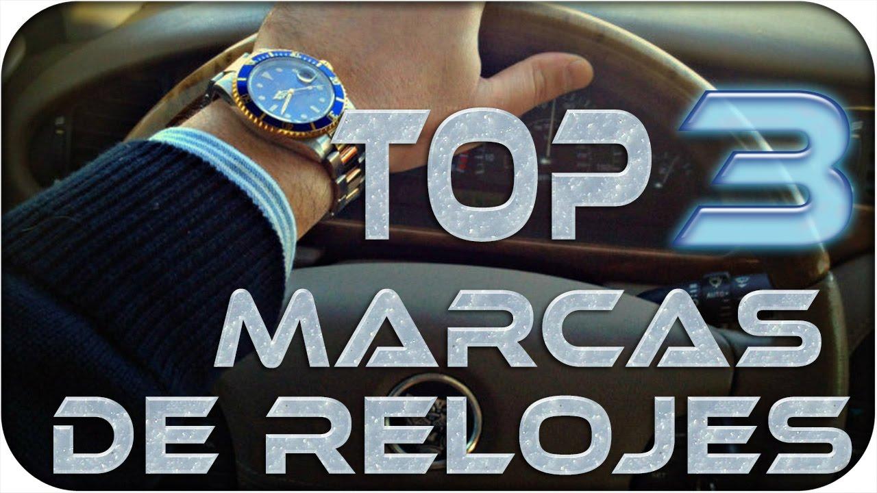 diseño innovador brillo de color precio justo TOP 3 | Marcas de relojes que deberías conocer. ( Según mi opinión )