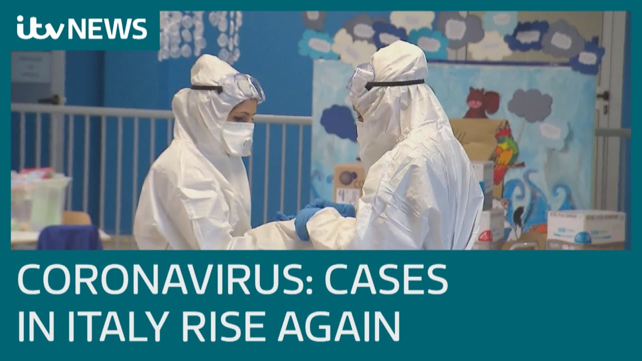 Coronavirus deaths in Italy rise to nearly 200  | ITV News