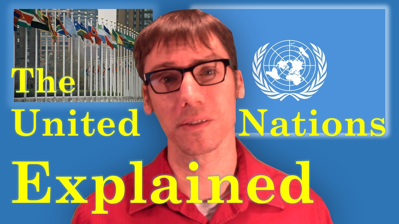 The United Nations Explained thumbnail
