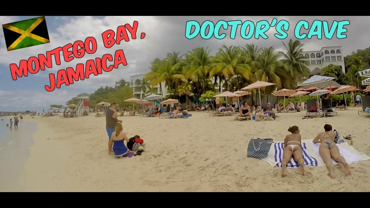 2016 Doctor S Cave Montego Bay Jamaica Gopro
