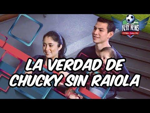 ESPOSA DE CHUCKY ELIGE SU NUEVO CLUB ENTRE 4 GIGANTES| HH NO VA A COPA ORO | RAÚL, POR OTRO PREMIO