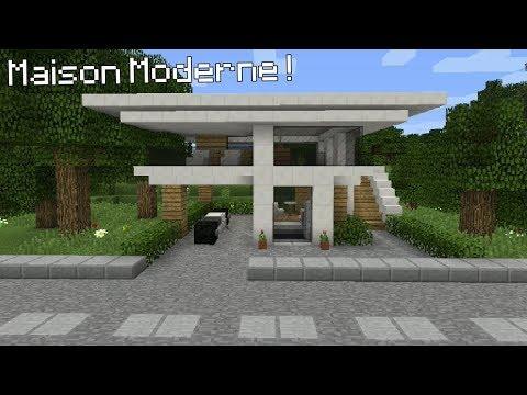 Exciting Maison Moderne Minecraft Pe Ideas - Best Image Engine ...
