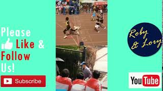Try Not To Laugh Tik Tok Clean : Dog Won The Race But Been Driven Away By Security