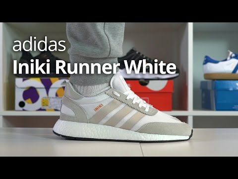 EARLY adidas Iniki Runner Boost White Unboxing & ON FOOT