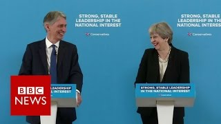 General Election 2017: Will you still be neighbours? - BBC News