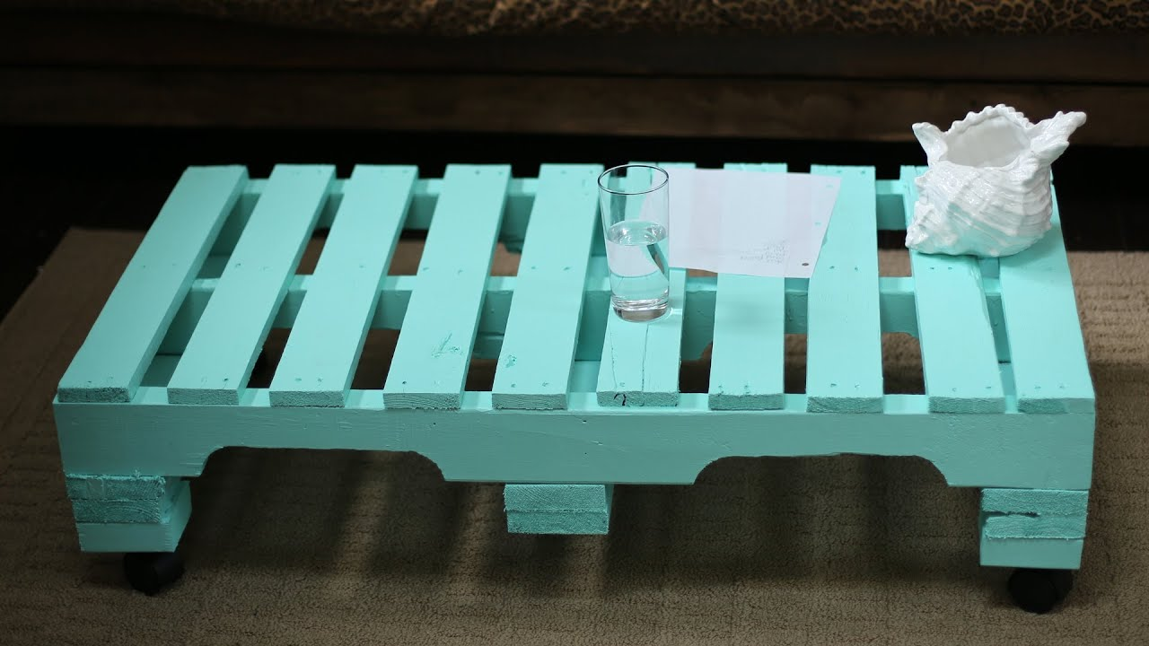 Image Result For Diy Pallet Coffee Table