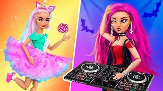 Unicorn vs Vampire / 10 DIY Doll Ideas