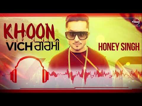 Khoon Vich Garmi (Audio Song)   Garry Hothi Feat Yo Yo Honey Singh   Speed Records