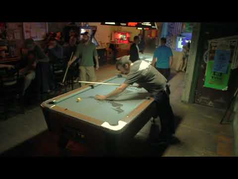 World Dive Bar 9-Ball Pool Tournament Tom Comerford vs. Mikey Carlson Croke Park / Whitey's 10/25/17