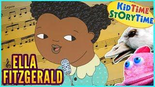 Ella Fitzgerald - Black History Month Read Aloud for Kids