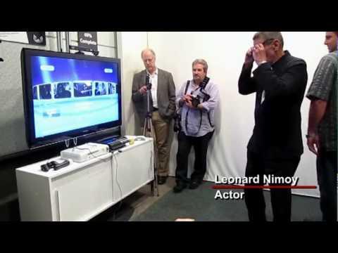 E3 Leonard Nimoy & Yoostar 2 Movie Karaoke