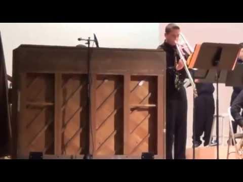 Hillsborough Middle School Jazz Ensemble 2014-1
