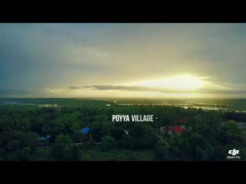 Gods Own Country Kerala Beautiful Sunset HD - Dji Mavic Pro KERALA