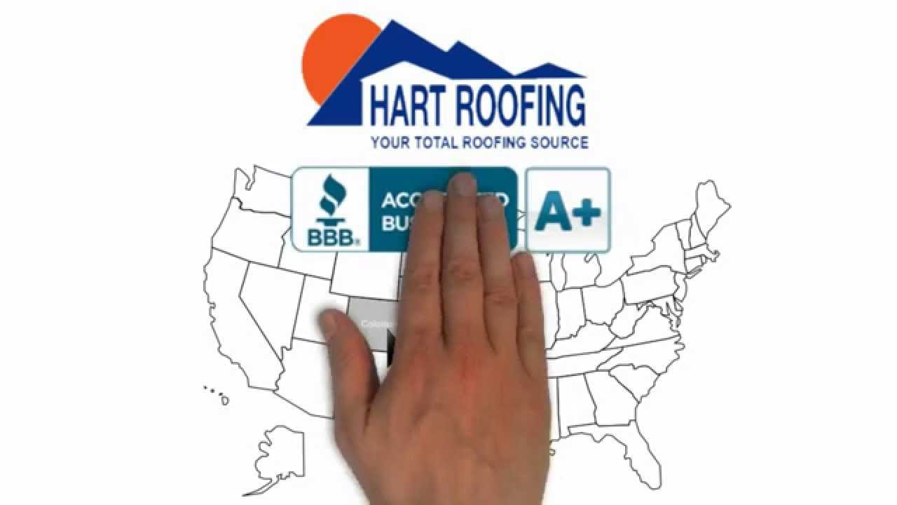Roofing Companies Denver   Denver Roofing Company | Hart Roofing Inc. (720)  283 7997