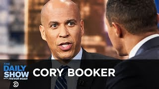 Cory Booker - Bending the Arc of the Moral Universe Toward Justice in America | The Daily Show