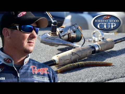 Cup Insider - Fishing Seminar with Chad Grigsby