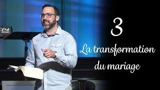 La transformation du mariage
