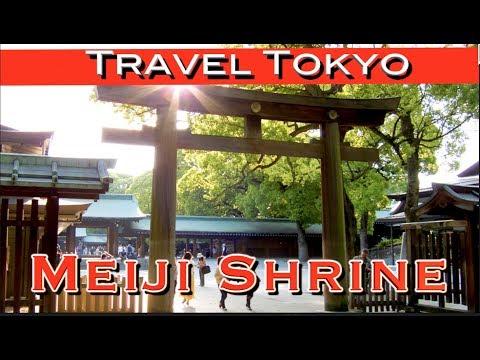 Meiji Shrine -Tokyo's #1 Power Spot