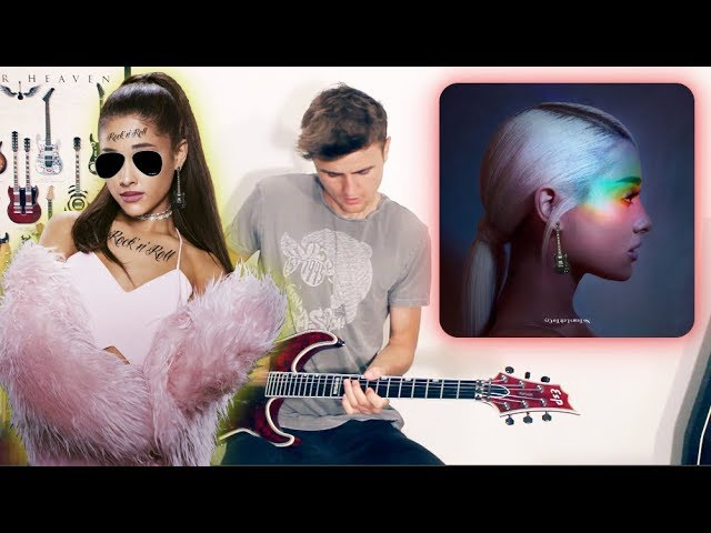 If No Tears Left To Cry By Ariana Grande Was A Rock Song Rock Guitar Cover