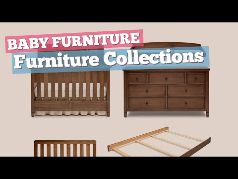 Furniture Collections Best Sellers Collection // Baby Furniture