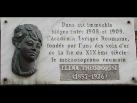 "Elena Teodorini :Gaetano Donizetti ""Lucrezia Borgia, opera (Rondo)"" record 1903"