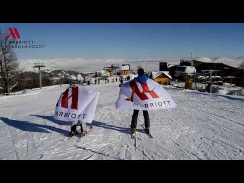 Ski Resort Tsaghkadzor, Armenia | Горнолыжный курорт Цахкадзор, Армения