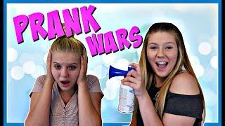 TAYLOR PRANKS VANESSA || PRANK WARS || Taylor and Vanessa