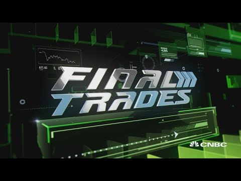 Final Trades: Apple, Marathon Petroleum & Defense stocks