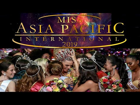 Miss Asia Pacific International 2019 LIVE in MANILA