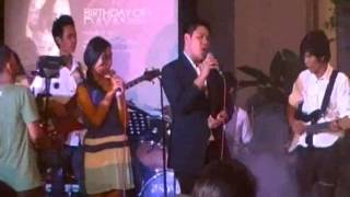 Tabi by Paraluman ft. Callalily (Cover: Deric Fama ft. Patricia Loyola)