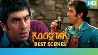Ranbir Kapoor Best Scenes - Rockstar | Nargis | Superhit Bollywood Scenes