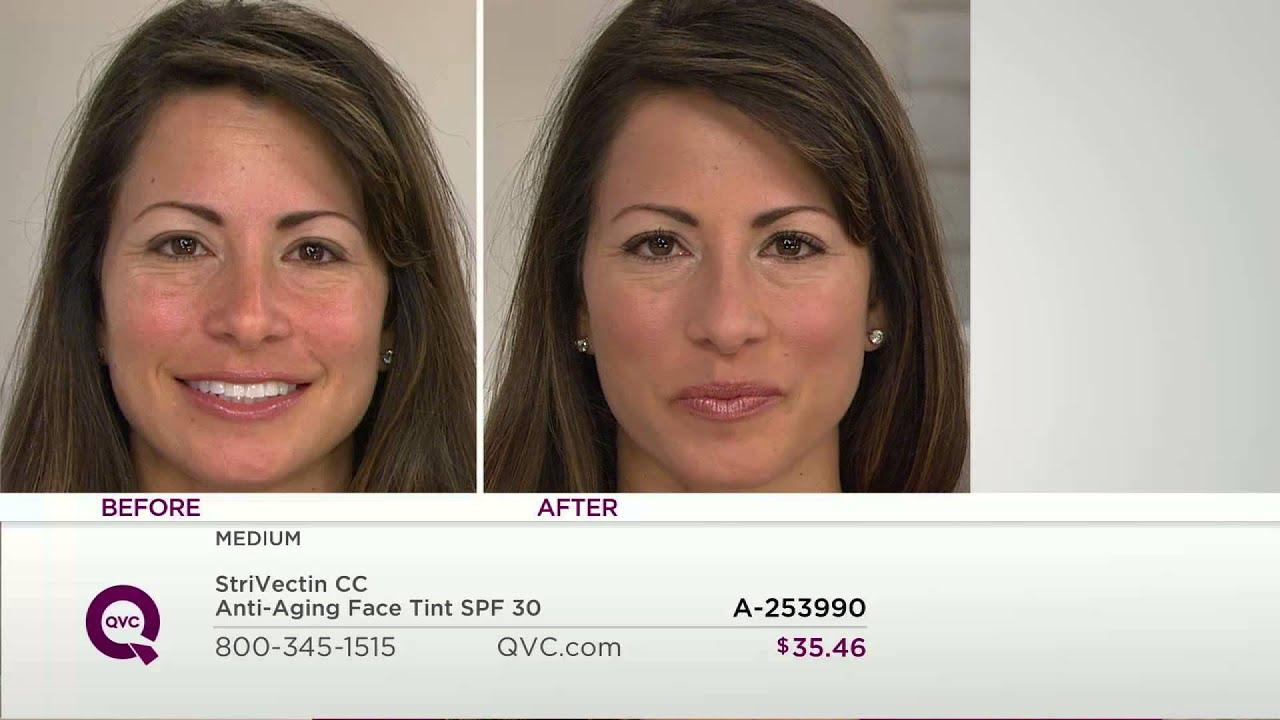 Facial oxidant strivectin anti