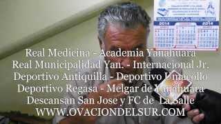 Copa Peru 2014 - Programación de 12 Ligas Distritales de Arequipa para el 08 y 09 de Marzo 2014