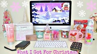What I Got For Christmas 2013 Thumbnail