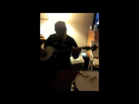 Jamming in Arthur Hatfield's Room