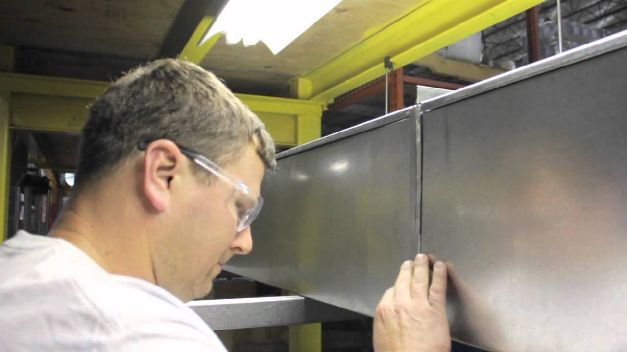 Ductmate Industries Inc Slips And Drives Installation
