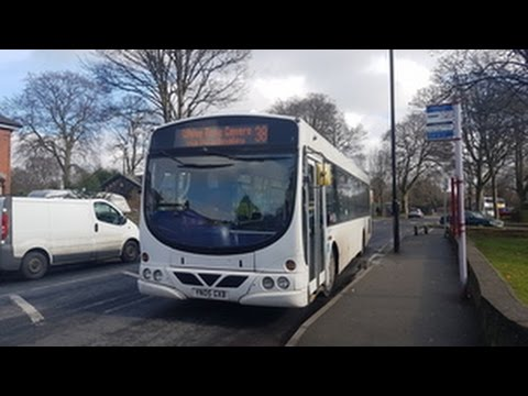 Lovely Turbo Whistle Connexions Buses Scania L94UB Wright Solar (YN05 GXB)