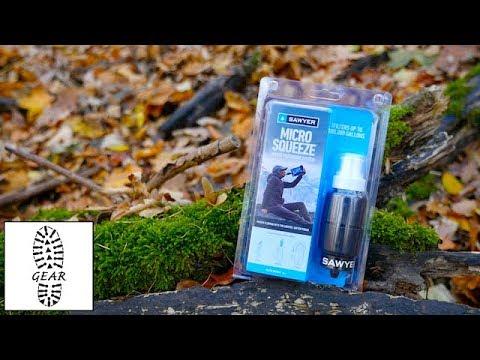 Wasserfilter: Sawyer Micro Squeeze (SP2129)