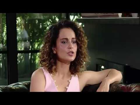 Kangana talks about Nepotism