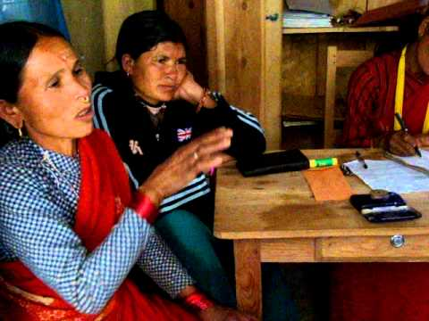 Women RIghts Forum (WRF), Bajura,  Chairperson